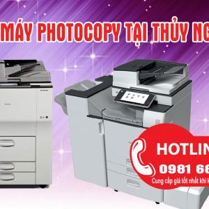Bán máy photocopy tại Thủy Nguyên