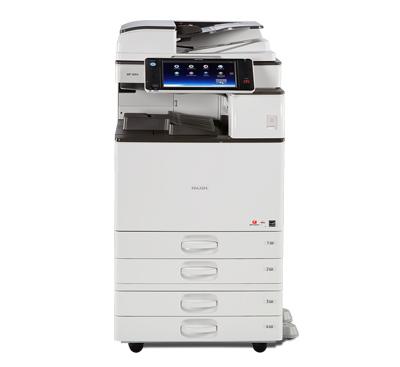 máy photocopy Ricoh Aficio MP 3054SP