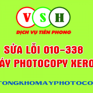 lỗi 010-338 máy photo Xerox